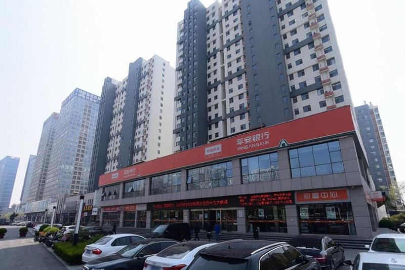 平安银行大厦_临沂市现代物业服务有限公司
